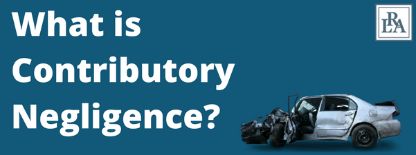 What is Contributory Negligence Robert armstrong personal injury attorney north carolina
