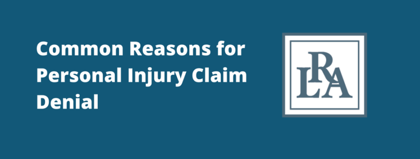 personal injury claim denial Robert armstrong personal injury attorney north carolina (1)