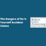do it yourself accident claims Robert armstrong personal injury attorney north carolina